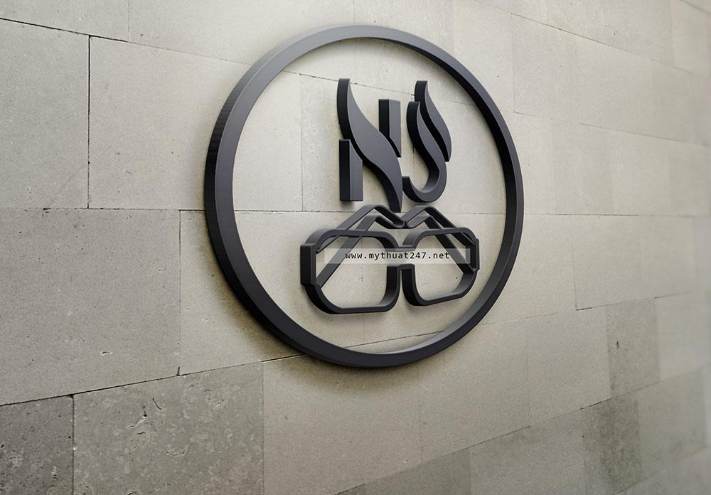 Thiết kế logo nguồn sáng
