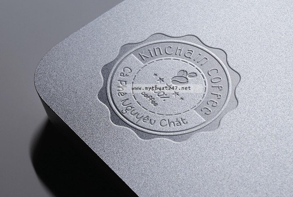 Thiết kế logo kindchain