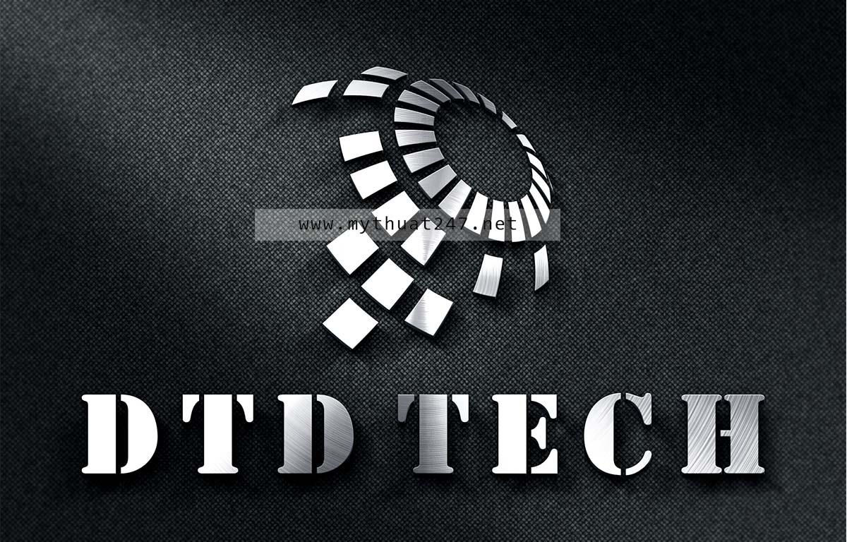 Thiết kế logo CTY Dũng Tiến Danh