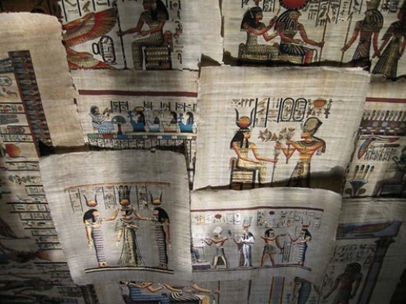 lịch sử của giấy và giấy in