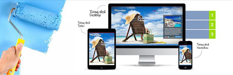 Website là kênh bán hàng online hiệu quả