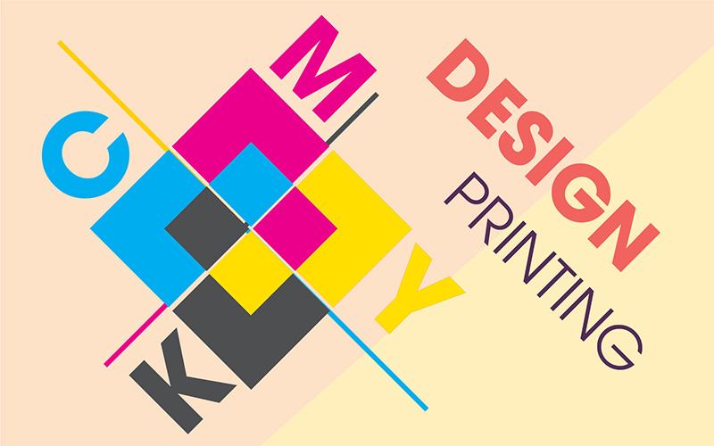 màu sắc trong thiết kế in ấn