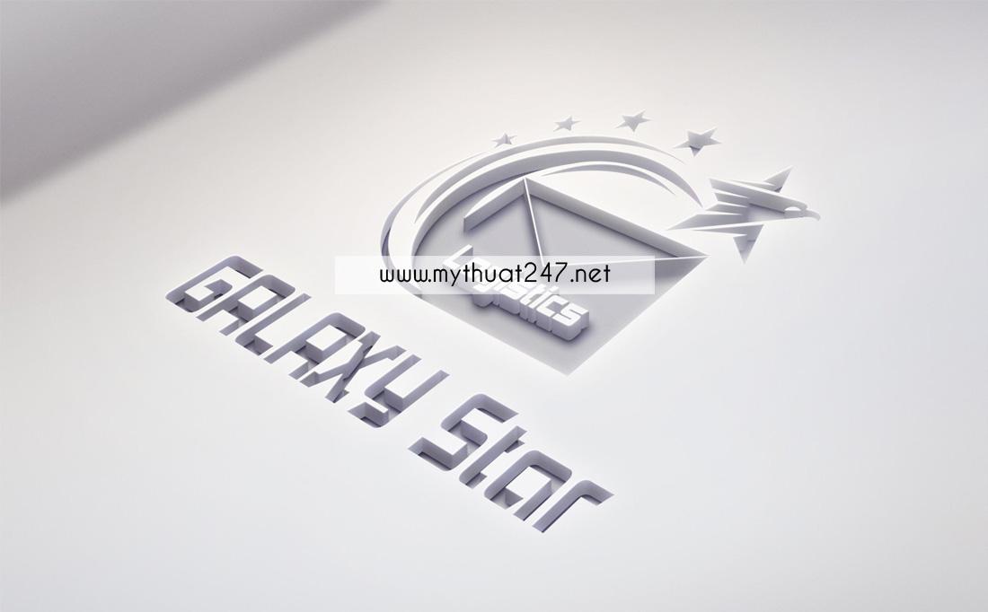 Thiết kế logo Galaxystar