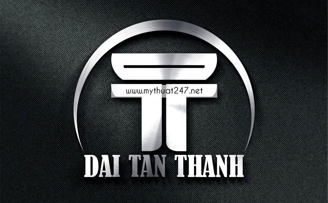 Thiết kế logo Tân Đại Thành