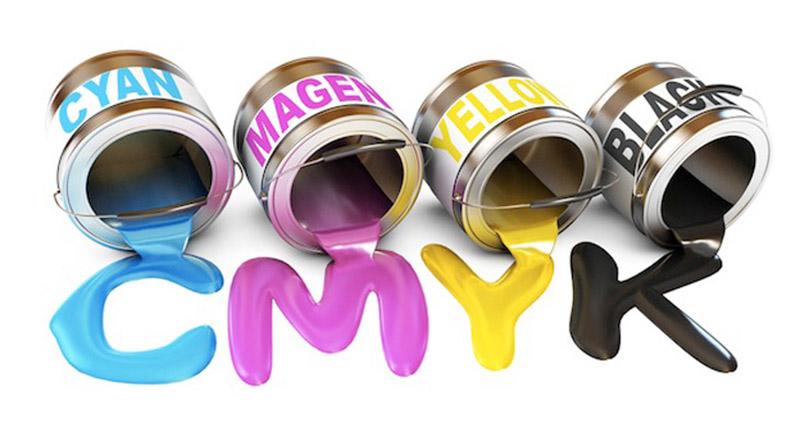 Giới thiệu các loại mực in cho máy in màu