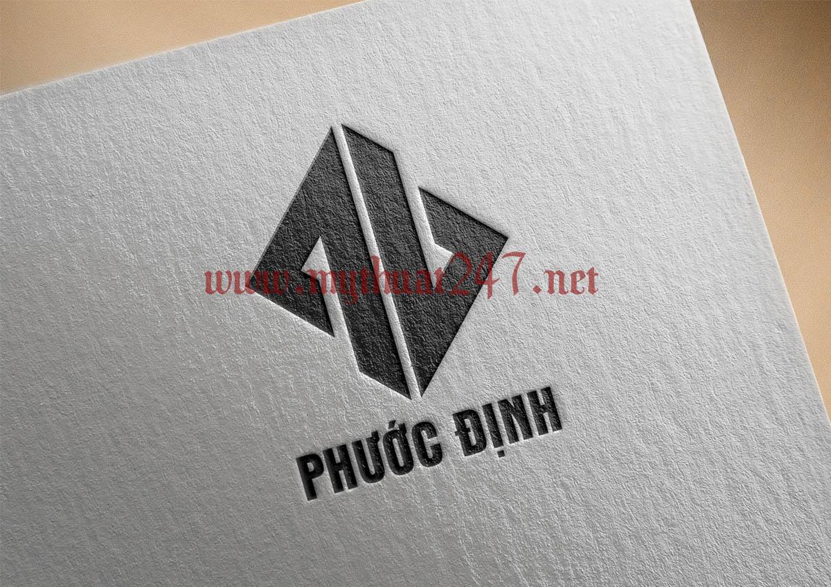 Thiết kế logo Thời Trang Phước Định