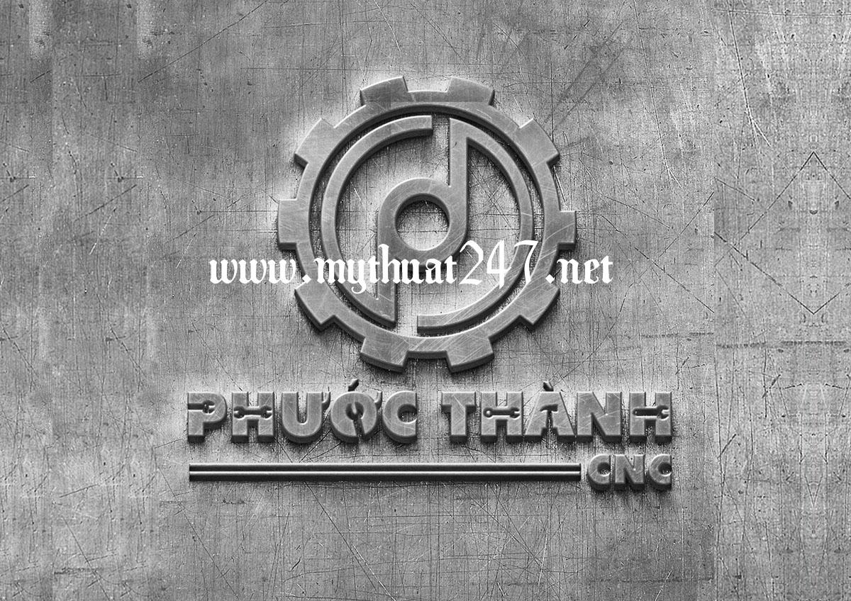 Thiết kế logo Phước Thành