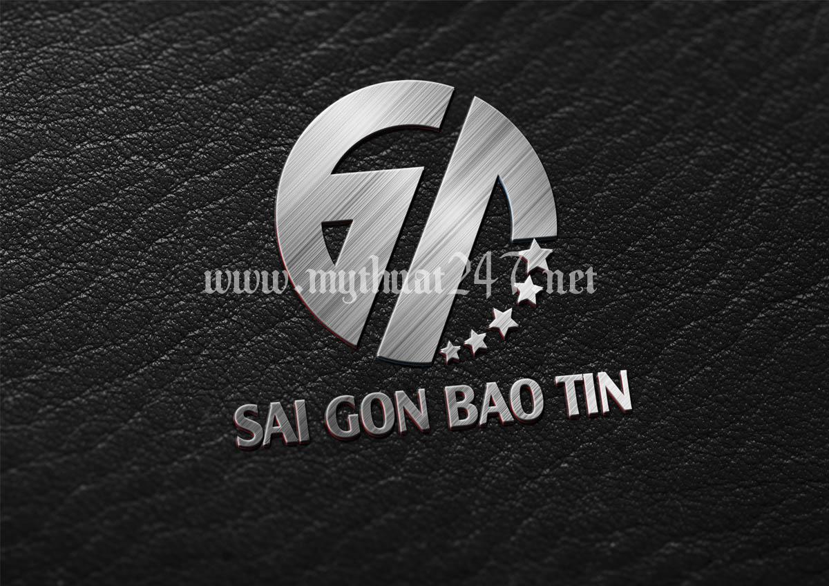 Thiết kế logo Sai Gòn Bảo Tín