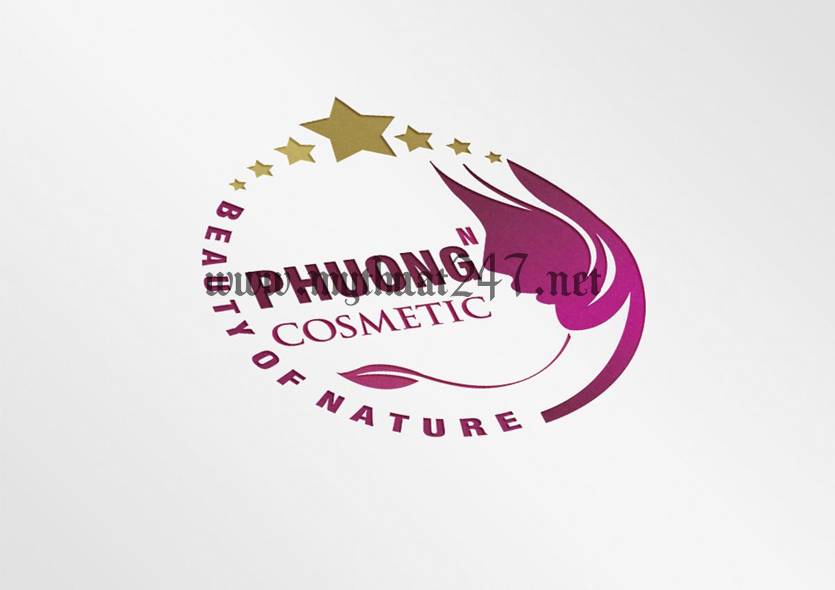 Thiết kế logo Spa Phương