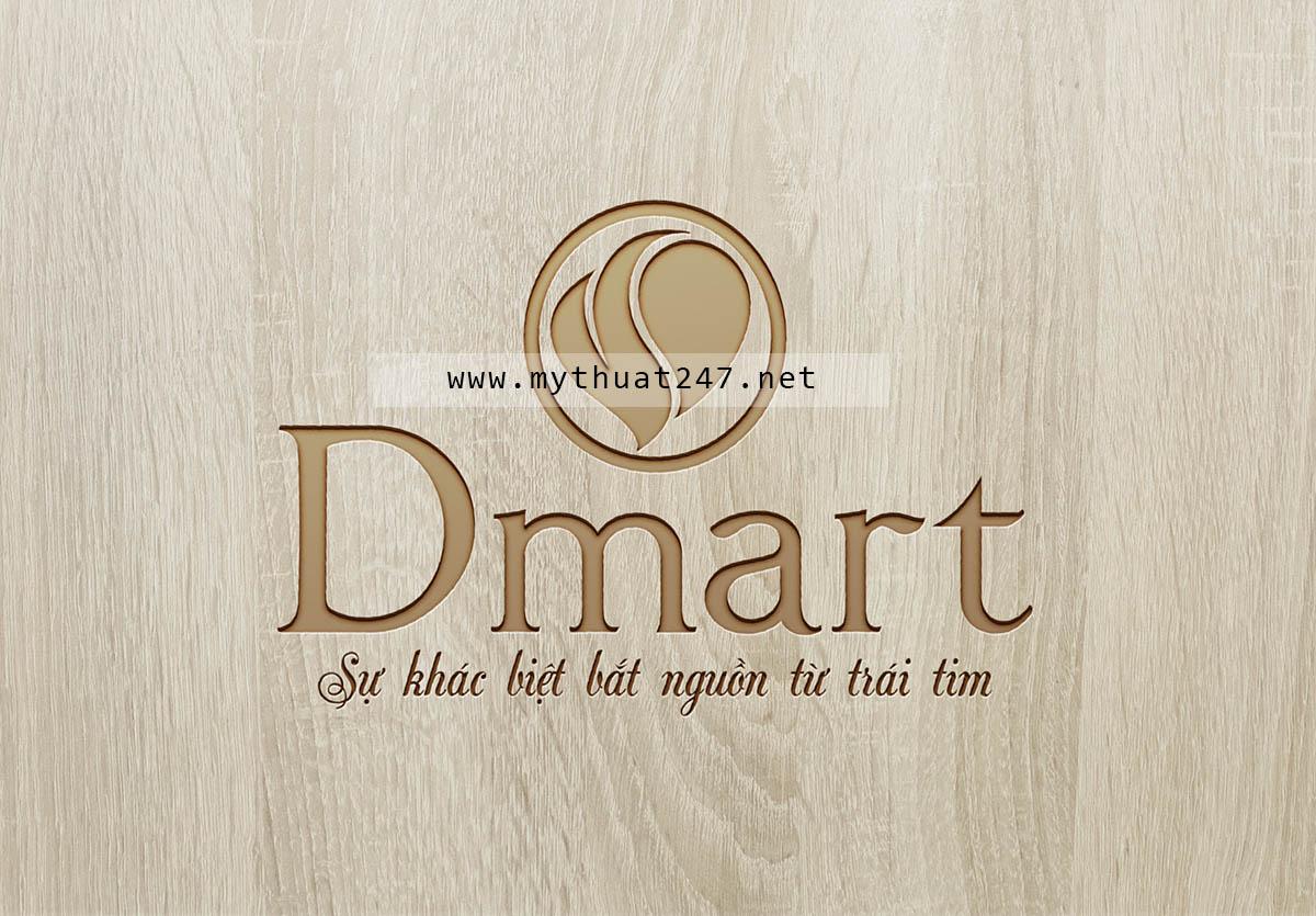 Thiết kế Logo Dmart