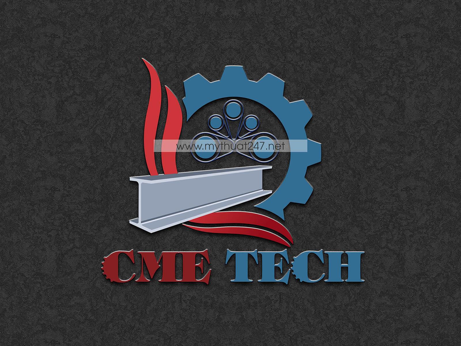 Thiết Kế Logo công ty tnhh cơ điện xây dựng bảo lộc