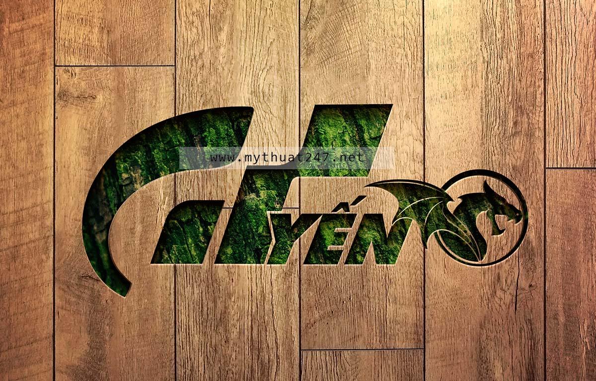 Thiết kế logo Hoàng Yến