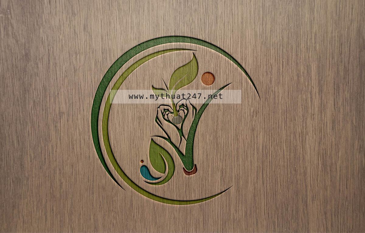 Thiết kế logo Nông Nghiệp Sạch Thảo Nguyên