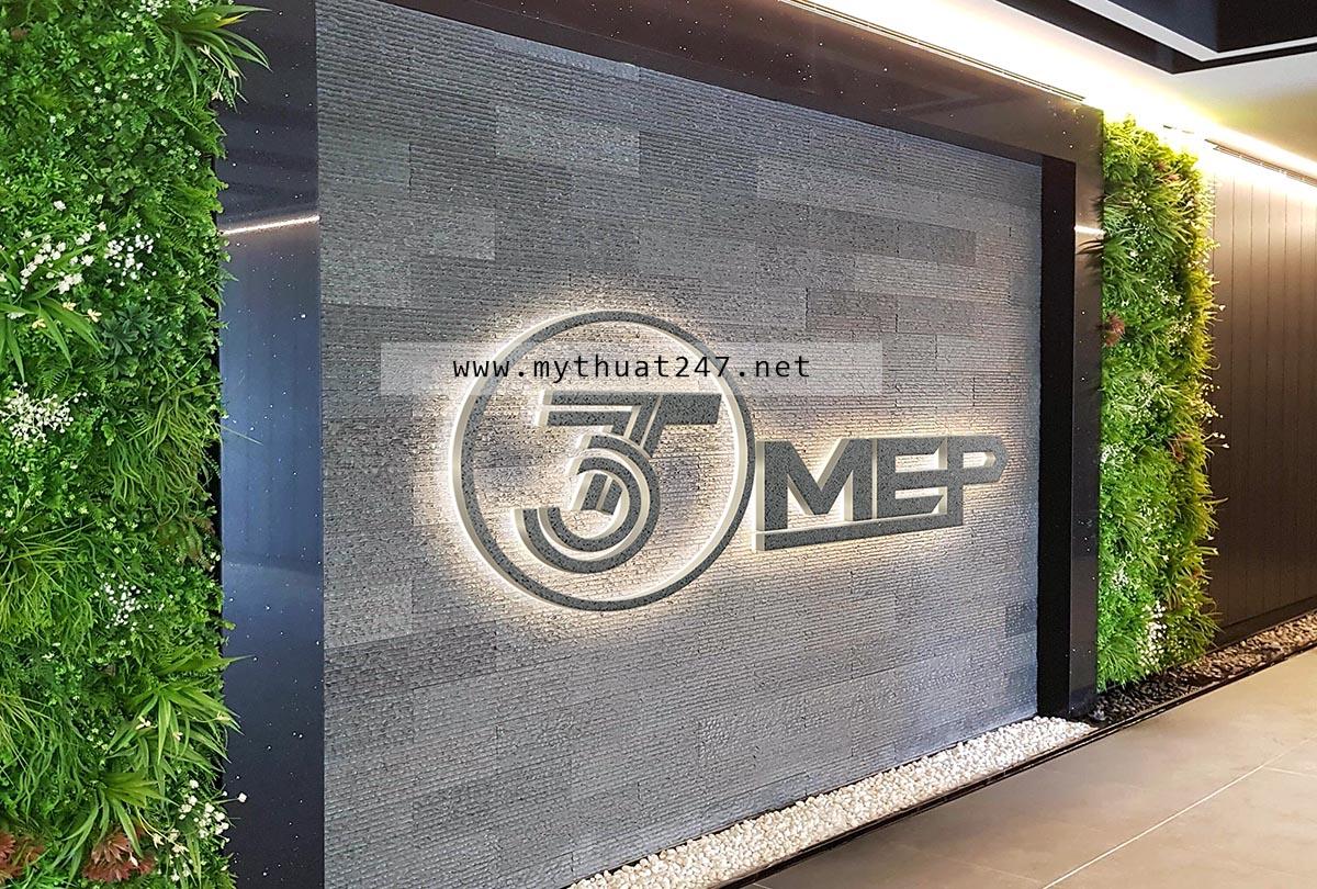 Thiết kế logo Cty cổ phần 3TMEP
