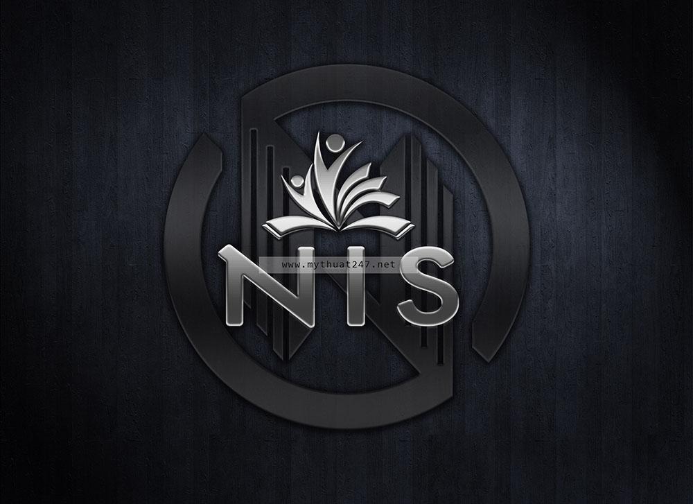 Thiết Kế logo công ty NIS
