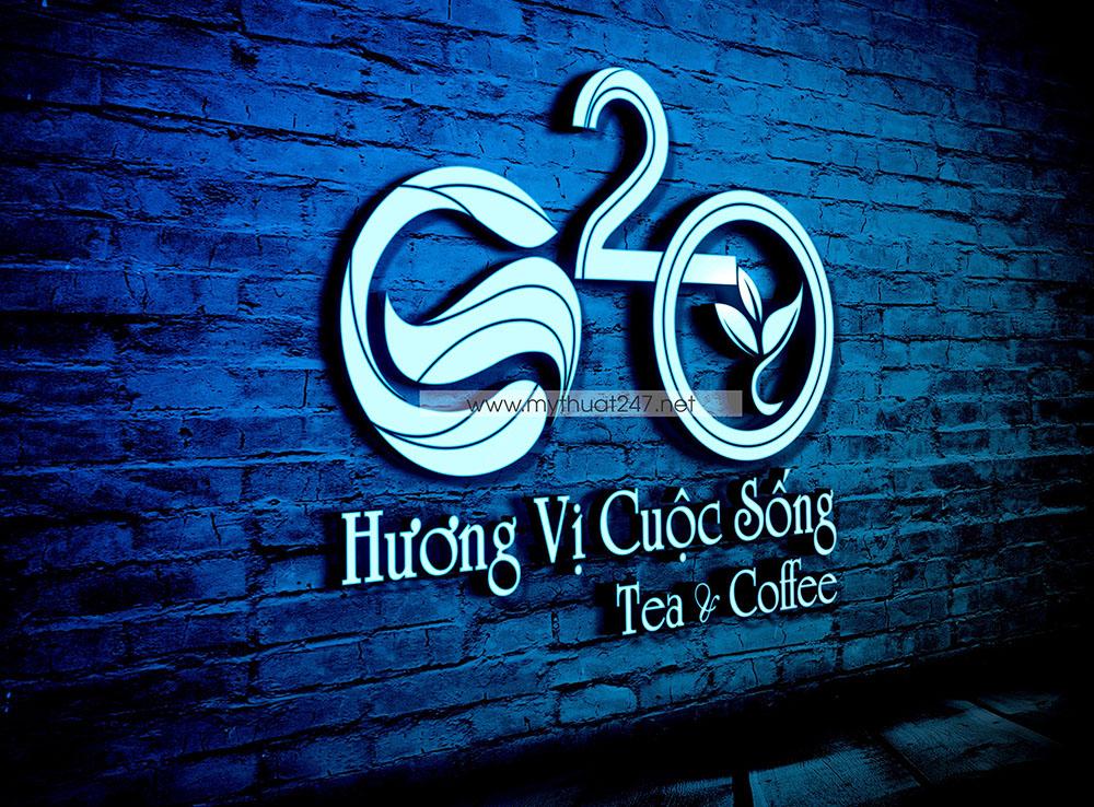 Thiết Kế Logo cà phê G20