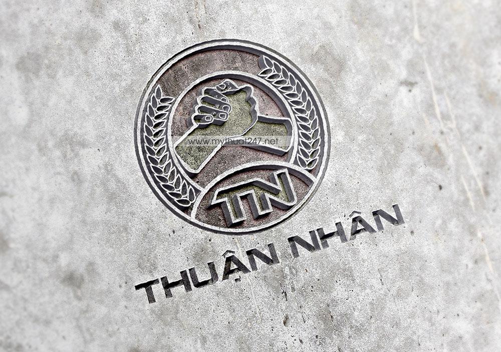 Thiết Kế Logo thuận nhân