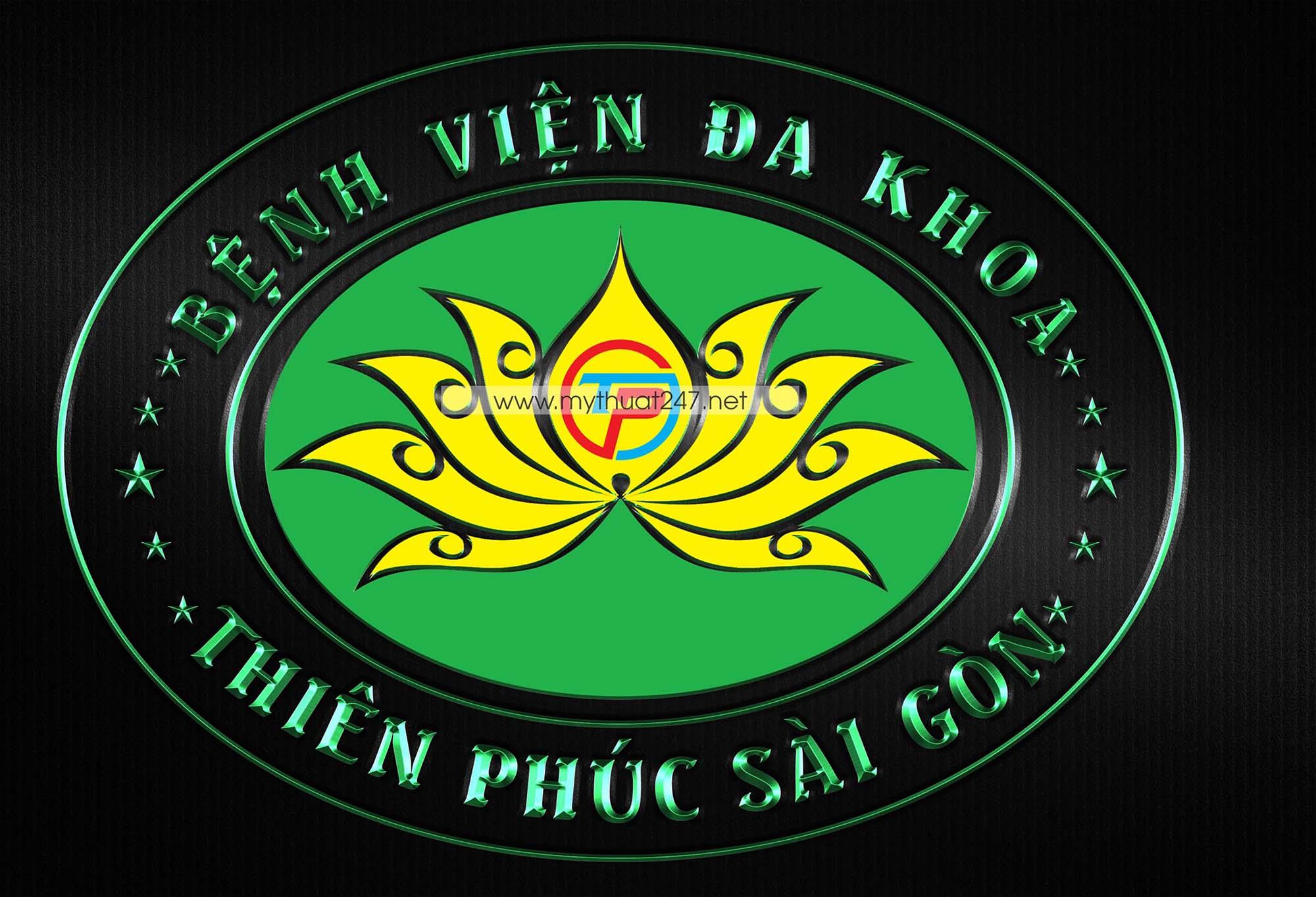 Thiết Kế Logo bệnh biện đa khoa thiên phúc sài gòn