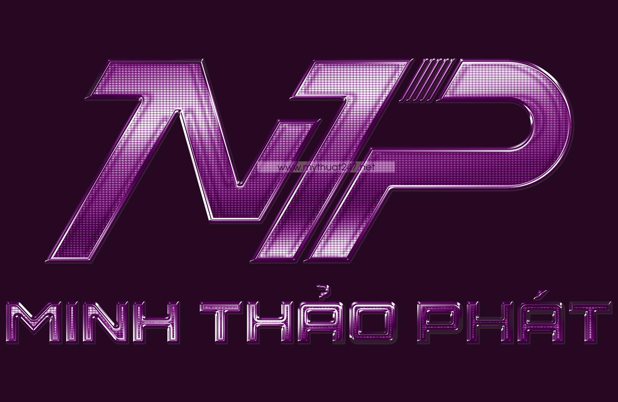 Thiết kế logo công ty tnhh cơ điện minh thảo phát