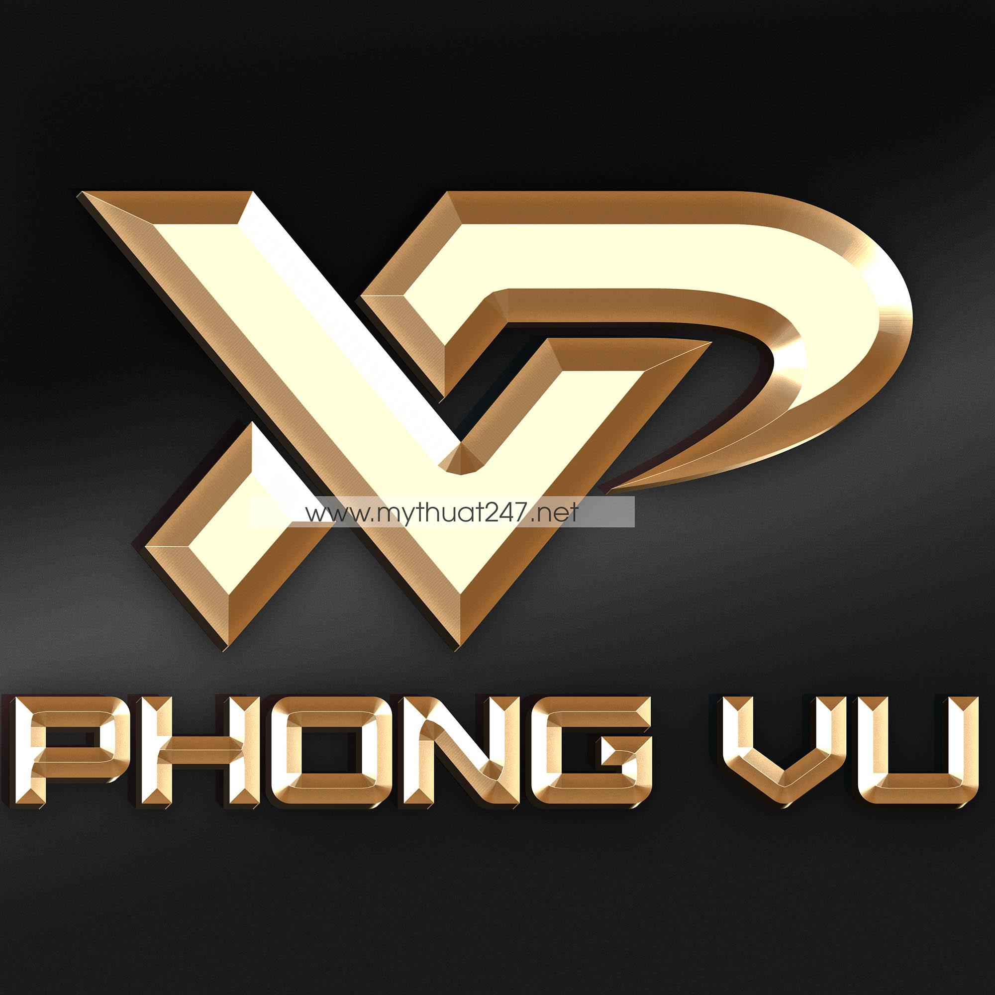 Thiết kế logo thiết bị vệ sinh phong vũ