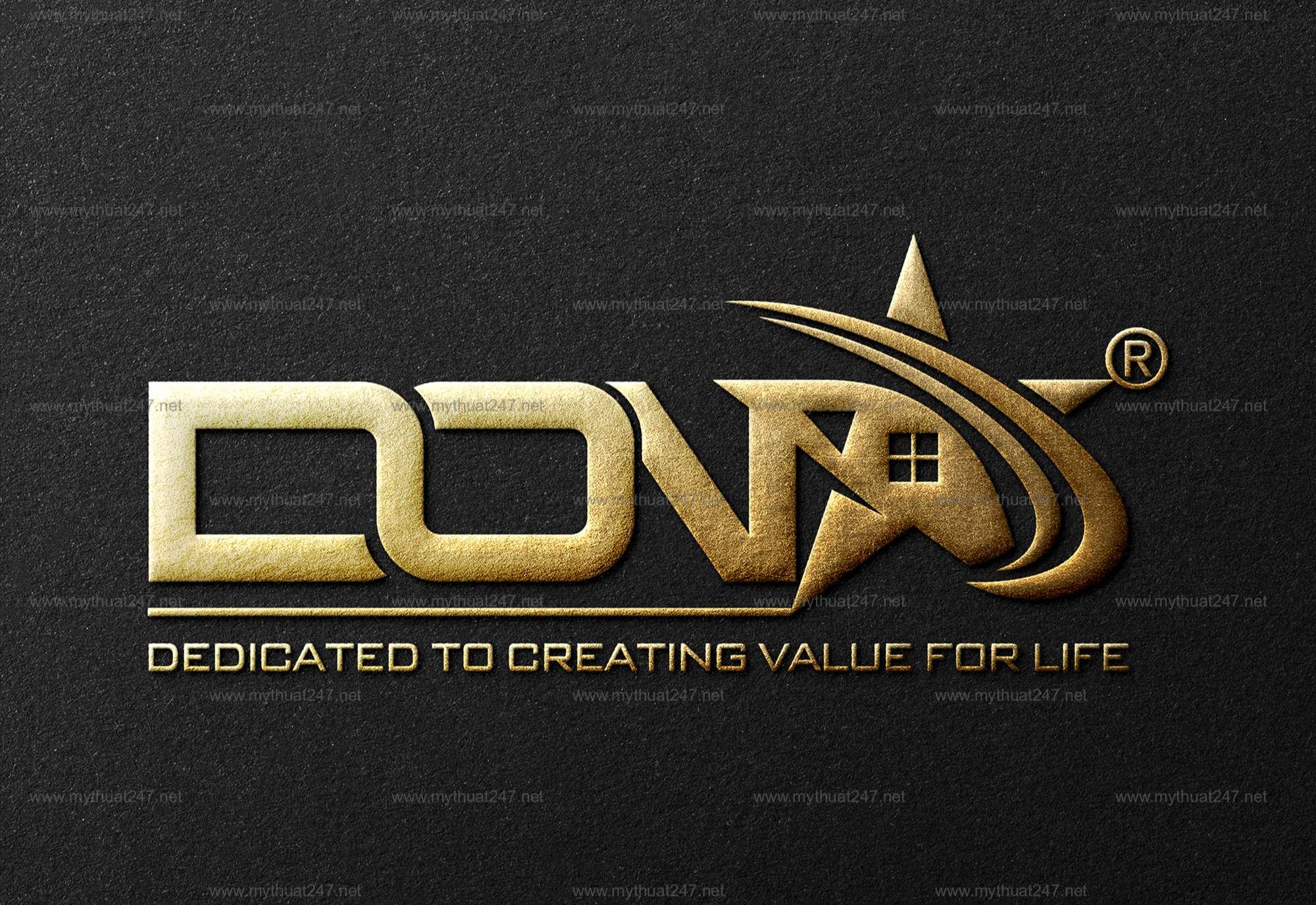 Thiết kế logo công ty cổ phần kiến trúc xây dựng đồng nai